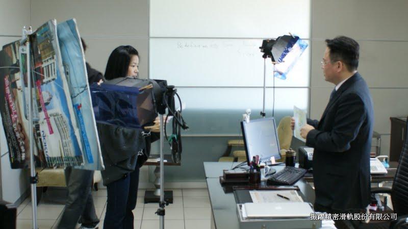 Interviewed by USTV