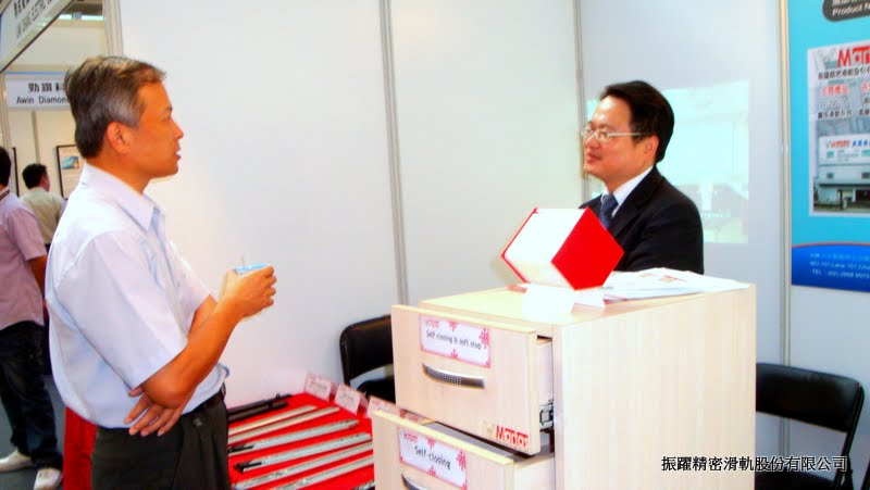 Martas Attended 2009 Taipei Int'l Invention Show Technomart